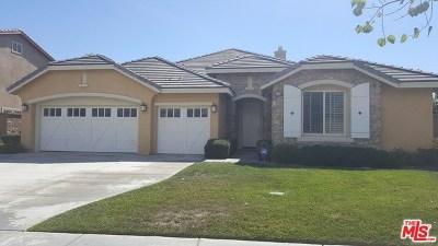 Rancho Cucamonga CA Single Family Home For Sale: $724,500