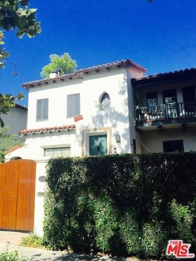 Los Angeles Multi Family Home For Sale: 122 S Harper Avenue