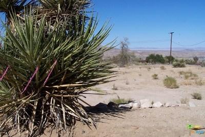 San Bernardino County Residential Lots & Land For Sale: 60956 Navajo Trail