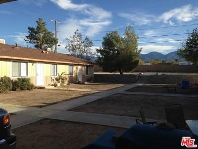 Pearblossom Multi Family Home For Sale: 12633 E Avenue V10