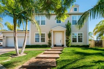 Chula Vista Single Family Home Active Under Contract: 1038 Silver Oak Place