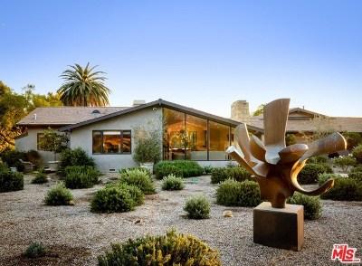 San Luis Obispo County, Santa Barbara County Single Family Home For Sale: 1190 Garden Lane