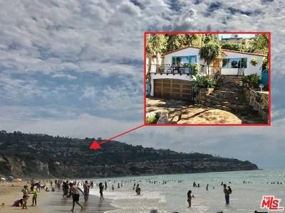 Los Angeles County Single Family Home For Sale: 736 Via Del Monte