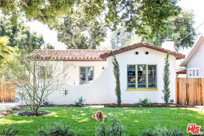 Pasadena Multi Family Home For Sale: 100 W Tremont Street