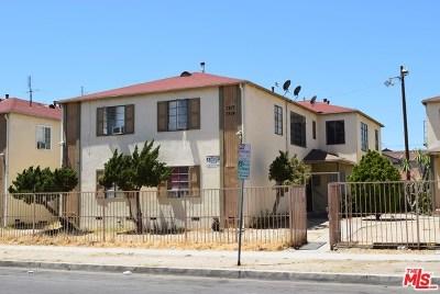 Sun Valley Multi Family Home For Sale: 7317 Bakman Avenue