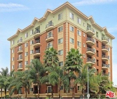 Los Angeles Condo/Townhouse For Sale: 700 S Ardmore Avenue #PH1