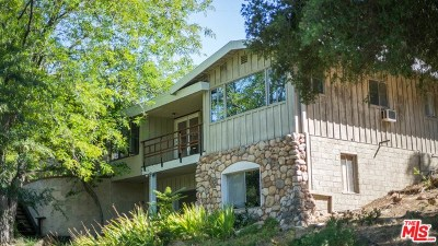 Malibu Single Family Home Active Under Contract: 26210 Fairside Road