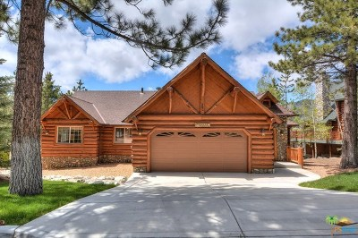 Blue Jay, Cedarpines Park, Crestline, Lake Arrowhead, Running Springs Area, Twin Peaks, Big Bear, Rimforest, Cedar Glen, Arrowbear Single Family Home For Sale: 41988 Eagles Nest