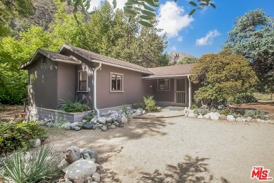 Tujunga Single Family Home For Sale: 2152 Stonyvale Road