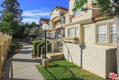 Rancho Cucamonga Condo/Townhouse For Sale: 9876 Arrow #1