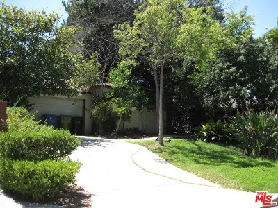 Toluca Lake Single Family Home For Sale: 4415 Strohm Avenue