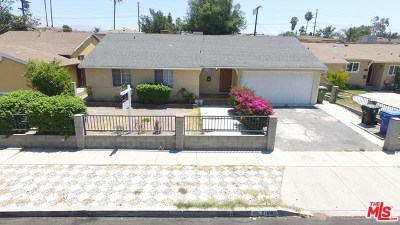 North Hollywood Single Family Home For Sale: 7104 Nagle Avenue
