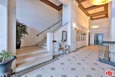 Los Angeles Condo/Townhouse For Sale: 108 W 2nd Street #909