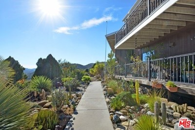 Topanga Single Family Home Active Under Contract: 2150 N Topanga Canyon