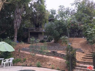 Riverside Single Family Home For Sale: 2411 Sunset Drive