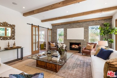 Santa Monica Single Family Home For Sale: 446 25th Street