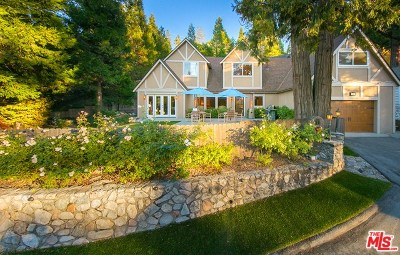 Lake Arrowhead Single Family Home For Sale: 191 State Highway 173
