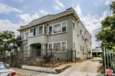 Los Angeles Multi Family Home For Sale: 1308 S Van Ness Avenue