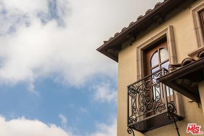Santa Monica Single Family Home For Sale: 209 Euclid Street