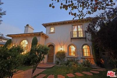 Santa Monica Single Family Home For Sale: 722 20th Street