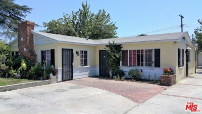North Hollywood Multi Family Home Active Under Contract: 11342 Tiara Street
