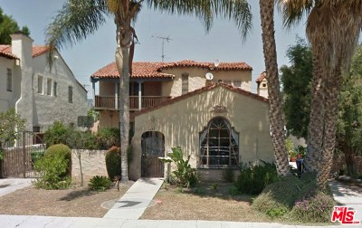 Los Angeles County Single Family Home For Sale: 6377 Maryland Drive