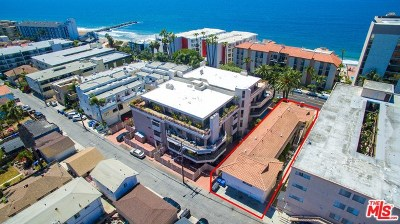 Redondo Beach Multi Family Home For Sale: 508 Esplanade