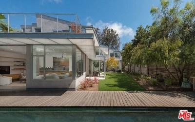 Santa Monica Single Family Home For Sale: 1427 Georgina Avenue