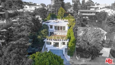 Santa Monica Single Family Home For Sale: 350 Mesa Road