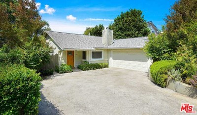 Los Angeles County Single Family Home For Sale: 3733 Ocean View Avenue