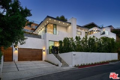 Los Angeles County Single Family Home For Sale: 2827 Las Alturas Street