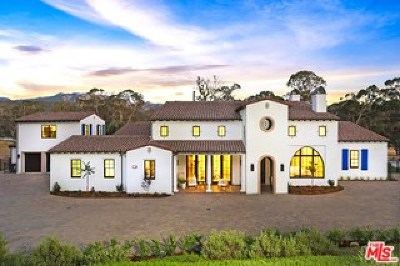 Brentwood, Calabasas, West Hills, Woodland Hills Single Family Home For Sale: 26715 Mulholland Highway