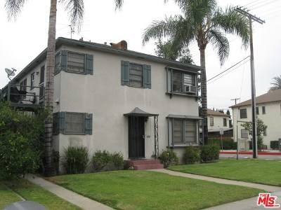 Glendale Multi Family Home For Sale: 701 W Glenoaks