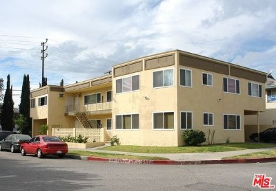 North Hollywood Multi Family Home For Sale: 5851 Whitnall Highway