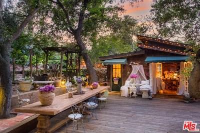 Topanga Single Family Home For Sale: 21658 Encina Road
