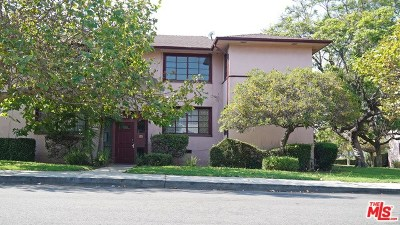 Los Angeles Condo/Townhouse For Sale: 4063 Abourne Road #B