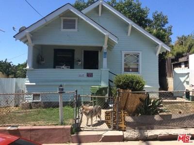San Pedro Single Family Home For Sale: 119 S Grand Avenue