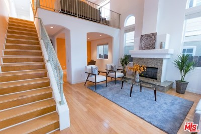 Single Family Home For Sale: 646 Rosecrans Avenue