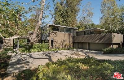 Santa Monica Single Family Home For Sale: 671 Latimer Road