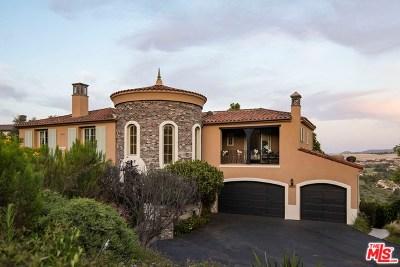 Rancho Santa Fe Single Family Home For Sale: 7831 Camino De La Dora