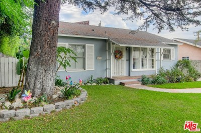 Pasadena Single Family Home For Sale: 3781 E Green Street