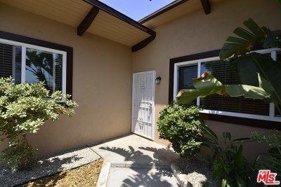 Sun Valley Single Family Home Active Under Contract: 11725 Peoria Street