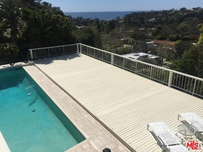 Santa Monica Single Family Home For Sale: 110 Larkin Place