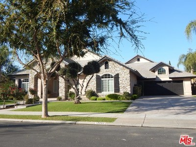 Bakersfield Single Family Home For Sale: 13202 Davinci Drive