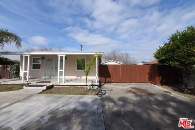 Colton Single Family Home For Sale: 845 E H Street