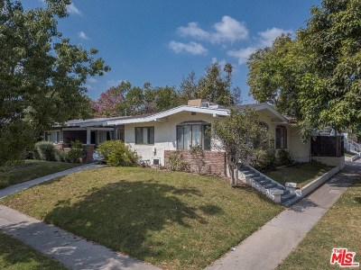 West Hollywood Single Family Home For Sale: 7701 Norton Avenue