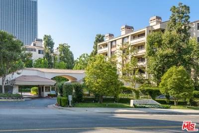 Los Angeles Condo/Townhouse For Sale: 2112 Century Park Lane #204