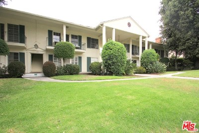 Glendale Condo/Townhouse For Sale: 1327 N Central Avenue #F