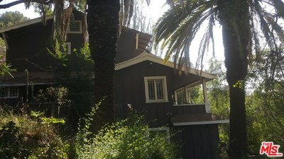 Los Angeles Multi Family Home For Sale: 4739 Huntington Drive