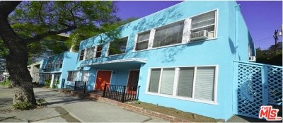 Los Angeles Multi Family Home For Sale: 3317 Barham